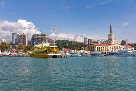 Sochi passenger port