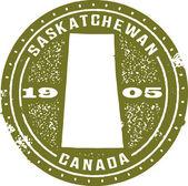 Saskatchewan Canada Stamp
