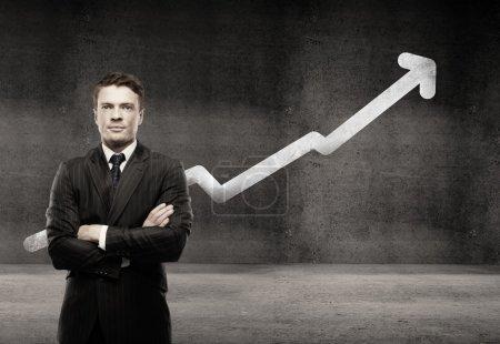 Man growth chart