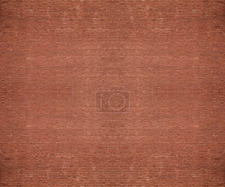 Photo pour Texture de mur de brique haute résolution - image libre de droit