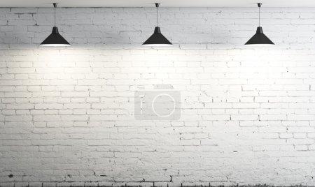 three ceiling lamp