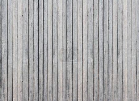 Photo pour Texture naturelle de mur en bois blanc - image libre de droit