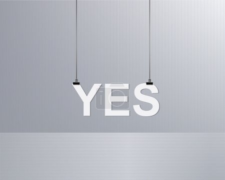 text yes