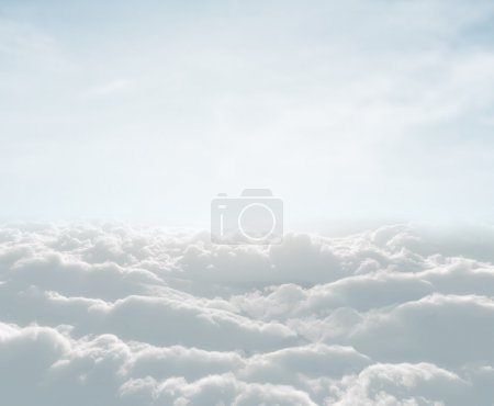 High definition skyscape with clouds...