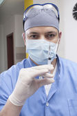 Prepparing anaesthesia