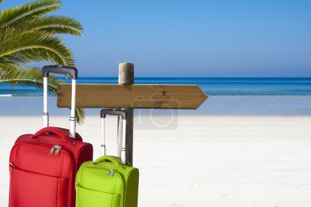 Photo for Holiday travel - Royalty Free Image