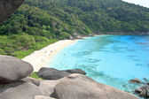 Similan island South of Thailand