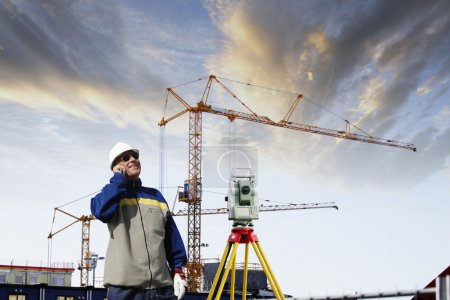 Building surveyor and construction industry