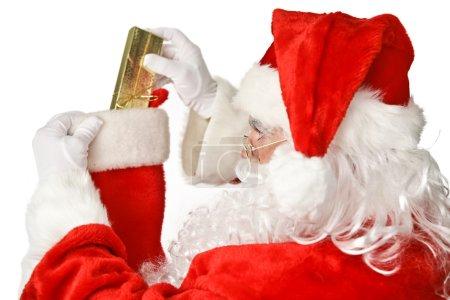Santa Claus - Stocking Stuffer