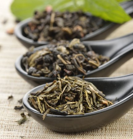 Photo for Loose Tea Assortment ,Close Up - Royalty Free Image