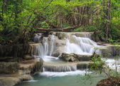 Erawan Waterfall, level 5 Kanchanaburi, Thailand