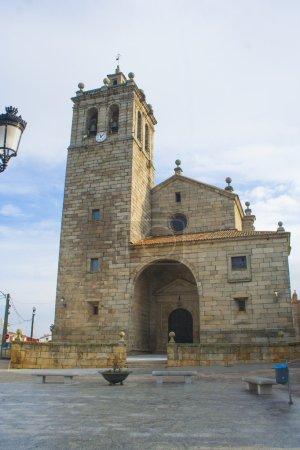 Church of Navamorcuende, Toledo