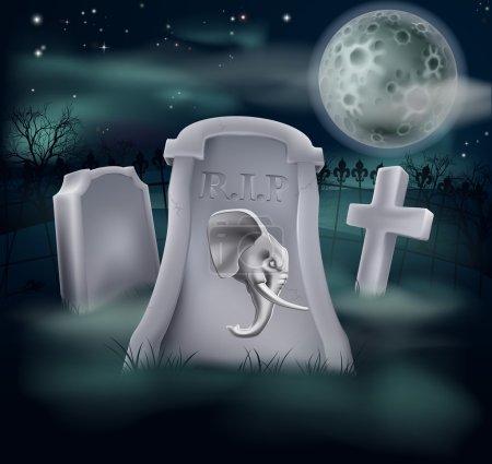 Death of Republican Party Concept