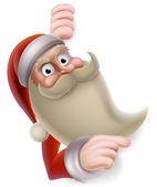 Santa claus nápis
