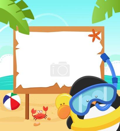 Penguin's Summer Message