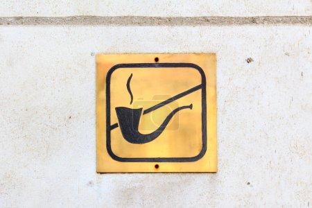Poster: Smoking forbidden