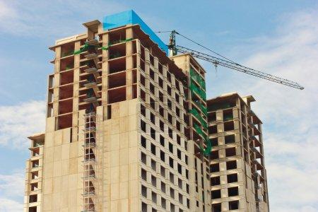 sous construction bâtiment