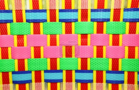 Weaving lattice