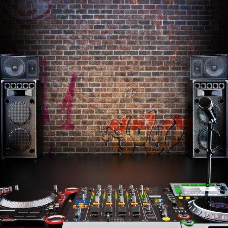 Dj R&B, Rap,Pop music background