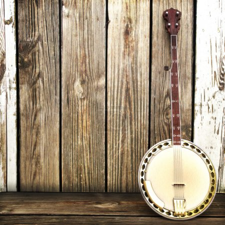 Banjo country background