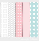 Cute patterns and seamless backgrounds. Ideal for printing onto