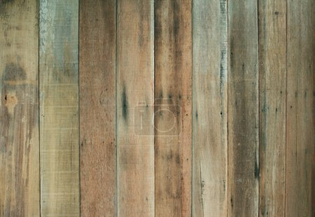 Old natural wood plank