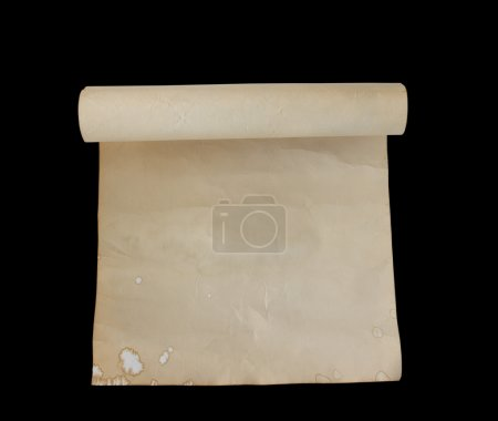 Reciclar papel marrón viejo