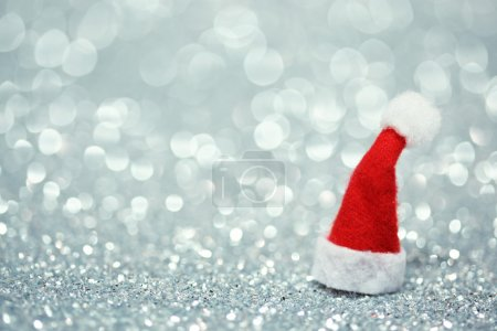 Santa hat background