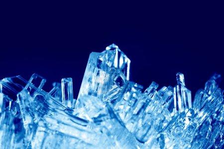 Photo pour Macro cristaux - image libre de droit