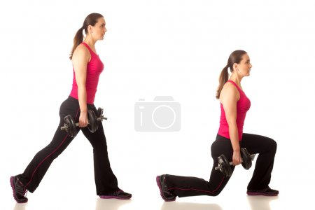 Lunge Exercise