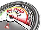 Konceptuální měřič krevního tlaku