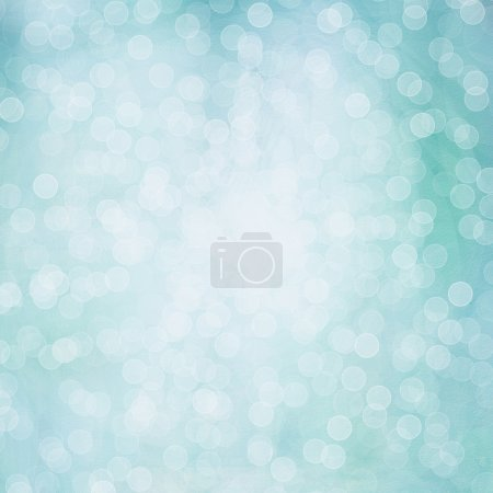 Background of light blue colors.
