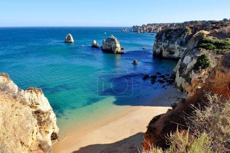 Beach in Algarve