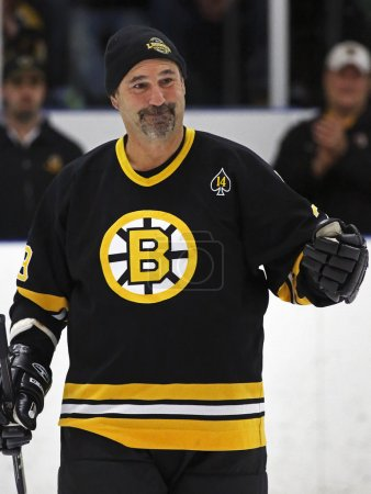 Boston Bruins Alumni Hockey Game