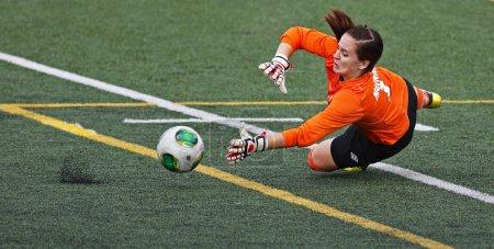 canada games soccer women keeper