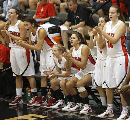 Basketball Ontario Bench Players