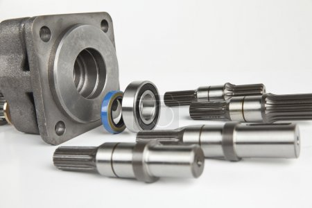hydraulic engine