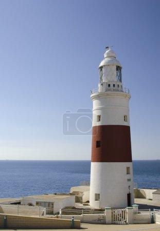 le phare de gibraltar
