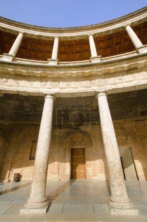 Alhambra charles quint