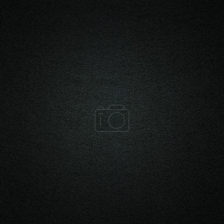 Dark black textile background