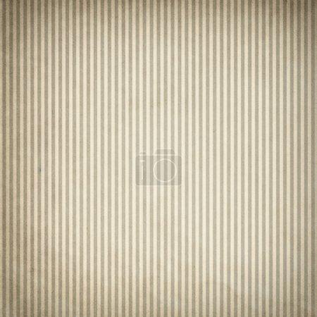 Foto de Patrón vintage de rayas verticales en la textura de papel - Imagen libre de derechos