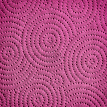 Fashion textured background with circle pattern decoration