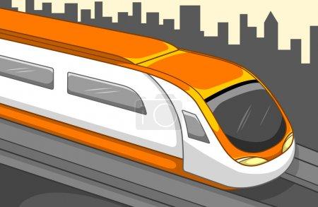 Train, Transportation, Travel