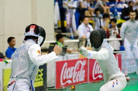 Asian Junior & Cadet Fencing Championships 2013