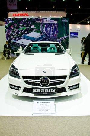 Брабус СЛК Б 25