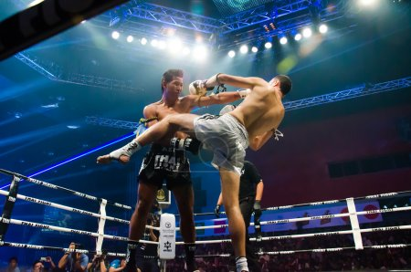 Thai Fight King of Muay Tha