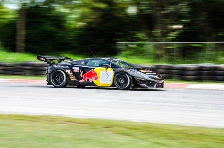 Thailand Super Series 2013 Race