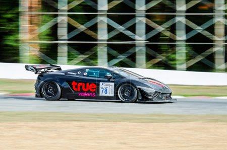 Thailand Super Series 2014 Race