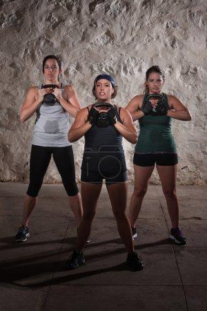 Boot Camp Workout Women