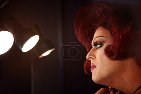 Трансвестит в фары
